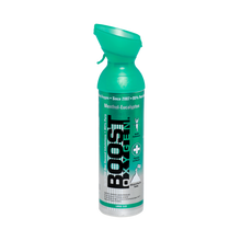 Load image into Gallery viewer, Boost Oxygen Menthol-Eucalyptus 200 Breath (Large Size) - 3 Pack