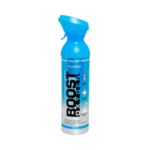 Boost Oxygen Peppermint 200 Breath (Large Size) - 3 Pack