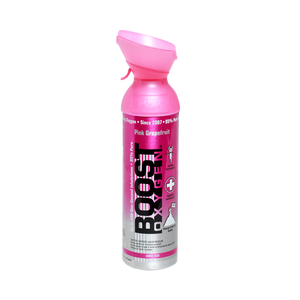 Boost Oxygen Pink Grapefruit 200 Breath (Large Size) - 3 Pack