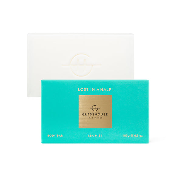 Lost in Amalfi Sea Mist 180g Body Bar