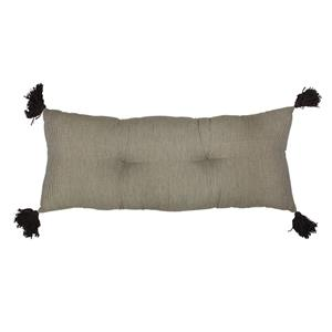 Ingrid Striped Bolster Cushion