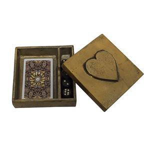 Hearts card box