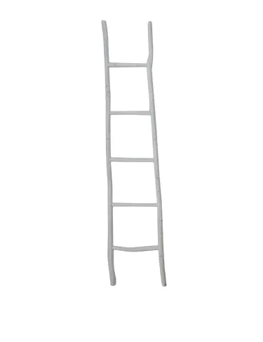 White Decorative Ladder