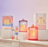 Limited Edition Sunsets in Capri 380G Glasshouse Candle