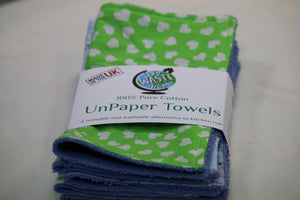 Unpaper Towels - Pack of 6 - Wraps