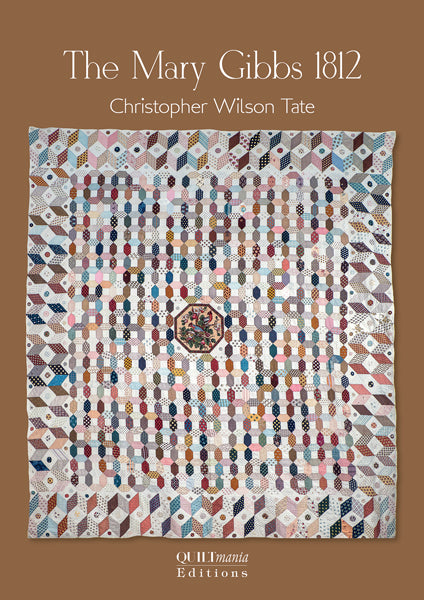 Mary Gibbs 1812 Quilt af Christopher Wilson-Tate for Quiltmania