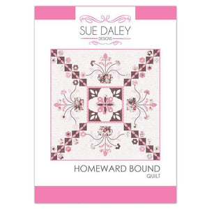 Homeward Bound Quilt af Sue Daley