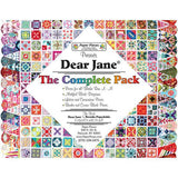 Dear Jane  Quilten, The Complete pack