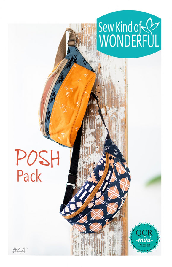 Posh Pack fra Sew Kind of Wonderful