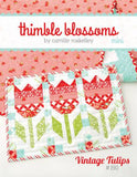 Mini Vintage Tulips af Camille Roskelley, Thimble Blossoms
