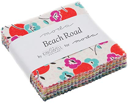 Candy pakke Beach Road af Jen Kingwell for Moda