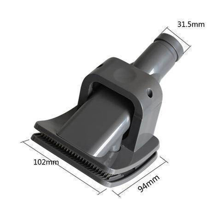 Pet Vacuum Brush & Deshedding Brush