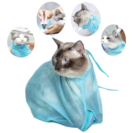 PetCaveCo® Cat Bath Bag