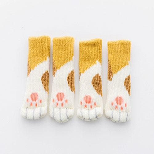 The Cat Paw Furniture Socks (4 pack)