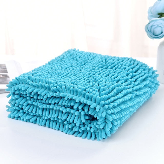 Super Absorbent Quick-Dry Cat Towel