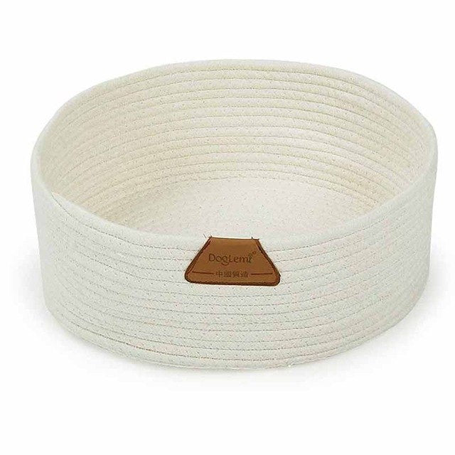Cotton Rope Nest For Cats