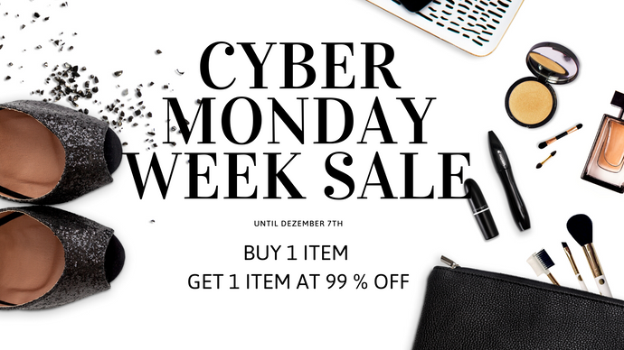 CYBER MONDAY WEEK DEALS at Ladys World of Fashion