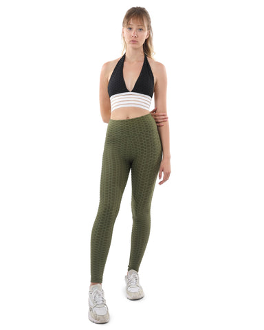 Image of Bentley Leggings - Green