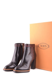 Shoes Tods Ankle Boots - Woman