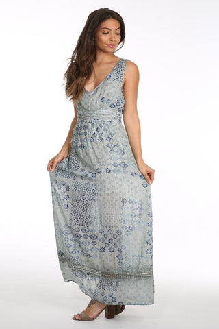 Image of Secret Cove Maxi Dress Women - Apparel Dresses