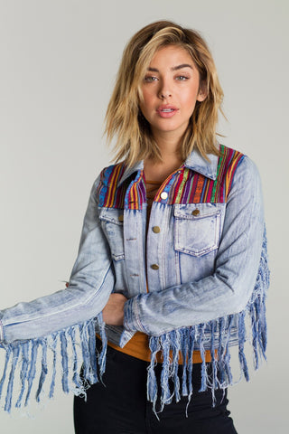 Image of All Washed Up Jacket Women - Apparel Outerwear Jackets
