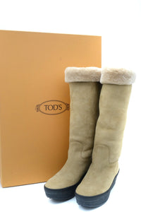 Shoes Tods Boots - Woman
