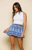 Nina Mini Skirt Womens Fashion - Clothing