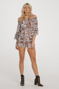Native Dreams Romper Women - Apparel Shirts Tunics