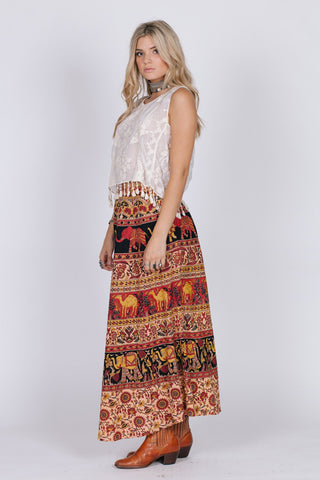 Anaya Maxi Skirt Women - Apparel Dresses