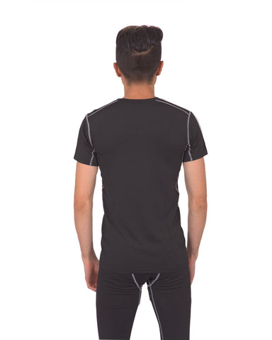 Burton Mens Tshirt - Black