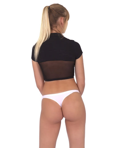 Image of Suffolk Seamless Underwear - White