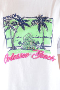 Tshirt Short Sleeves Fendi - Woman