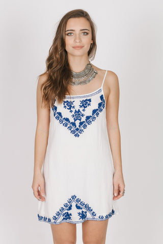Image of Santorini Short Dress Women - Apparel Dresses Casual
