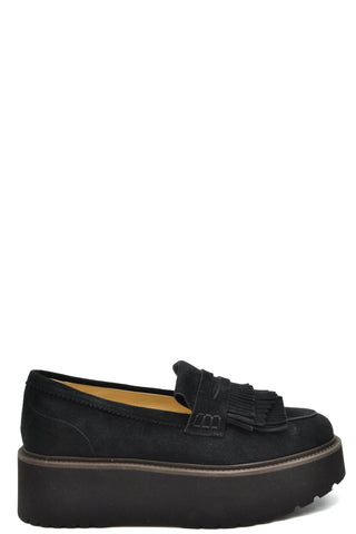 Image of Shoes Hogan 35 Moccasins - Woman