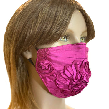 Ligia - Limited Edition High Fashion Designer Face Mask Womens Accessories Masks