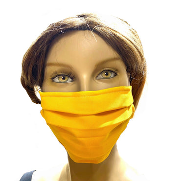 Yellow Submarine - Surgical Style Designer Face Mask Womens Fashion Accessories Masks