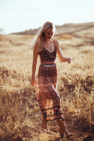 Image of Mojave Maxi Dress Women - Apparel Dresses Casual
