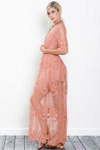 Amelia Maxi Dress Women - Apparel Dresses