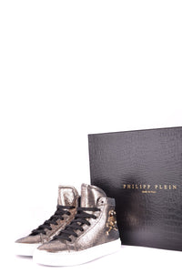 Shoes Philipp Plein High-Top Sneakers - Woman