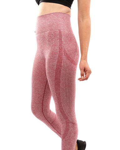 Image of Emmery Seamless Legging - Red