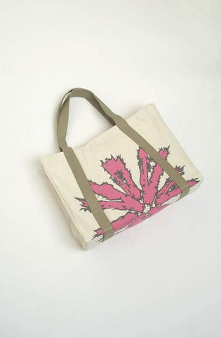 Akosée Beach Bag In Pink Bags & Luggage - Womens