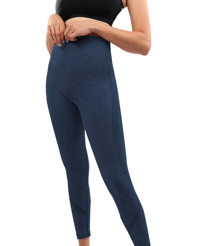 Image of Emmery Seamless Legging - Navy
