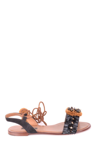 Image of Shoes Dolce & Gabbana 36 Sandals - Woman