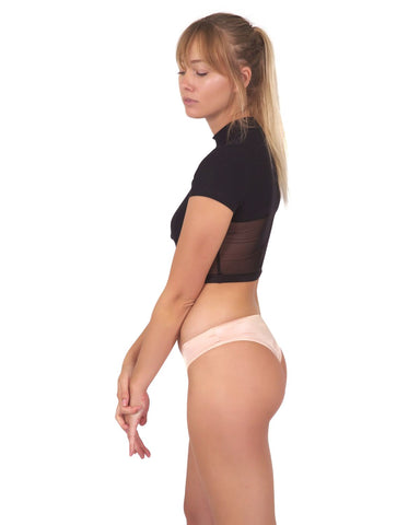 Image of Elden Seamless Underwear - Tan