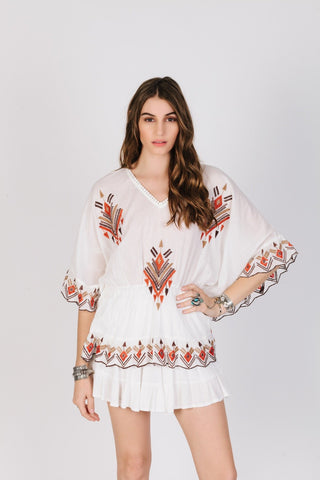 Image of Kellie Top Womens Fashion - Clothing Blouses & Shirts