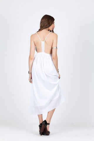 Image of By The Beach Maxi Dress Women - Apparel Dresses
