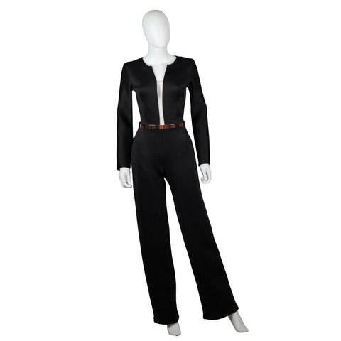 Elegant Long Sleeves Jumpsuit