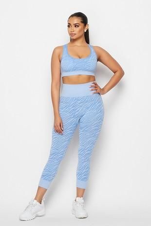 Image of Seamless Active Set Womens Fashion - Clothing