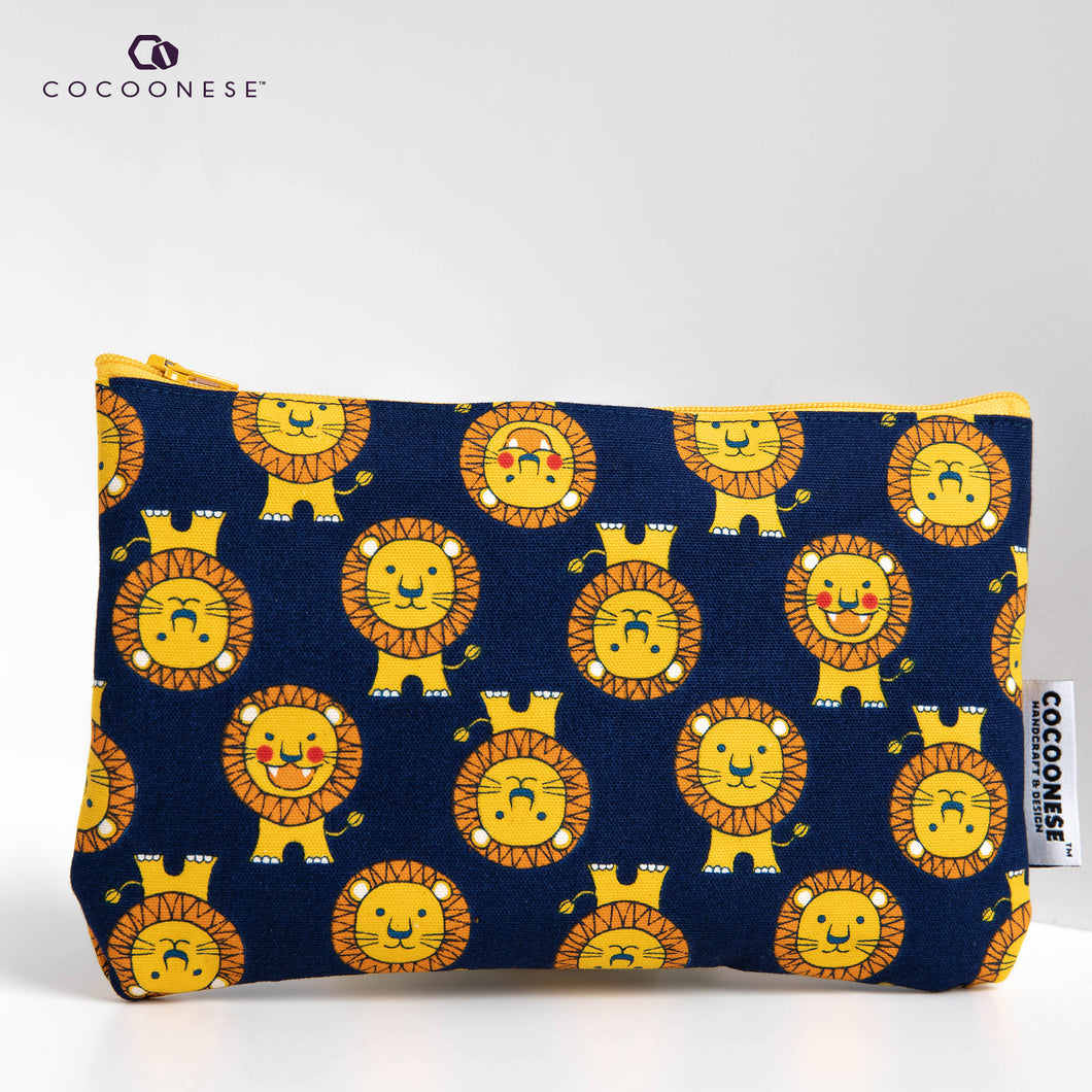 Zip Pouch - Lion King