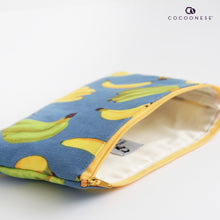 Load image into Gallery viewer, Zip Pouch - Banana